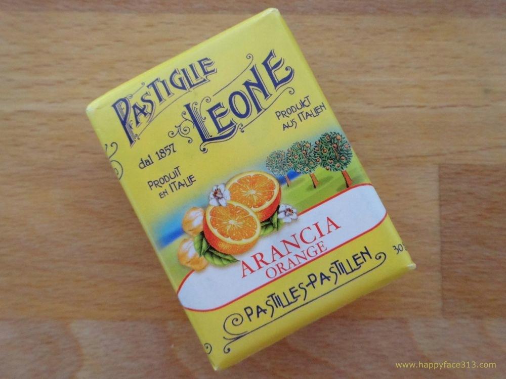 Italienische Süßigkeit - Pastiglie Leone