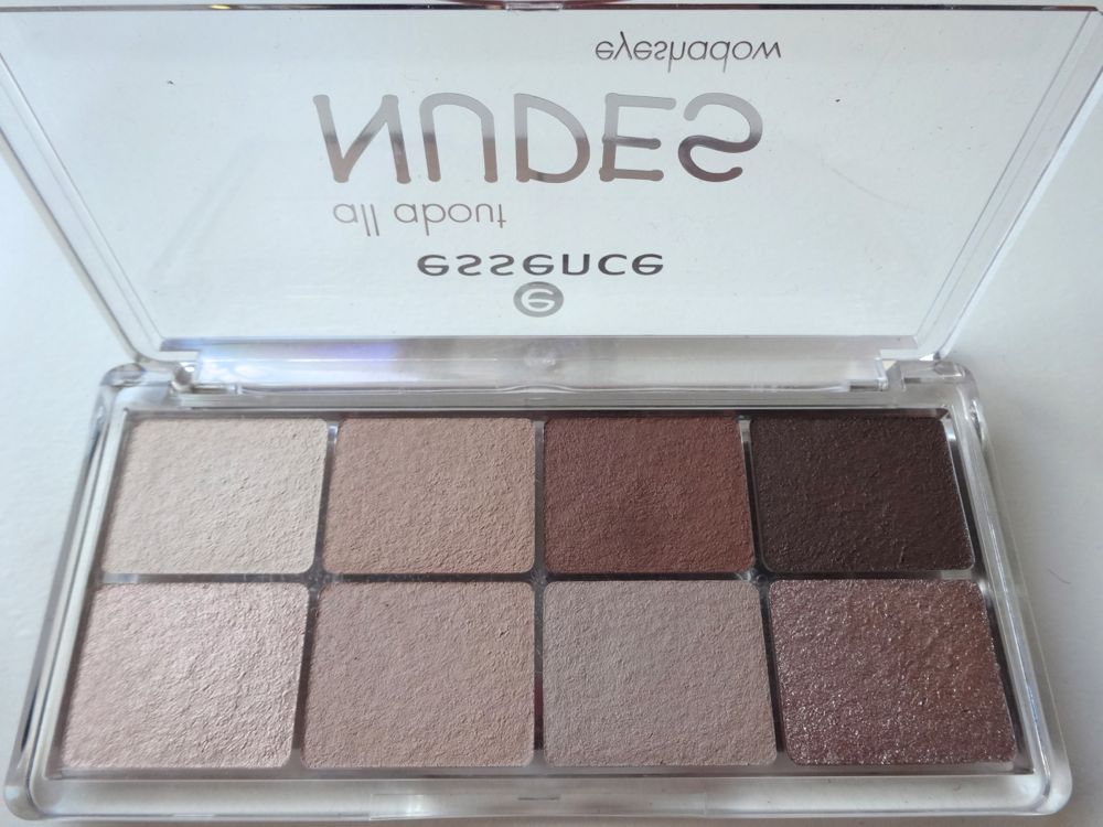 essence try it. love it! all about… eyeshadow NUDES 02