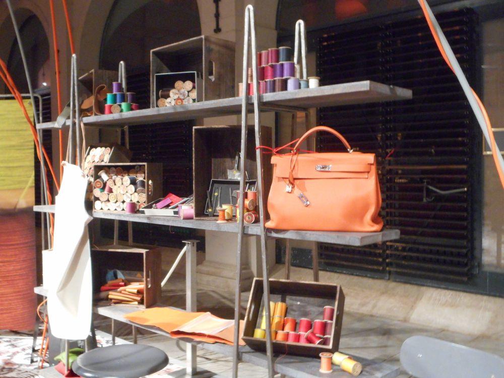 Hermès Maroquinier / Täschner / Bag Maker