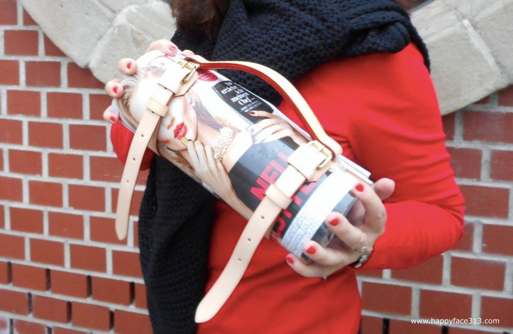Louis Vuitton Porte Rug -> WOMAN carrier