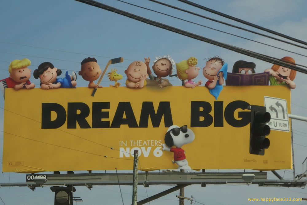 new Peanuts movie coming soon