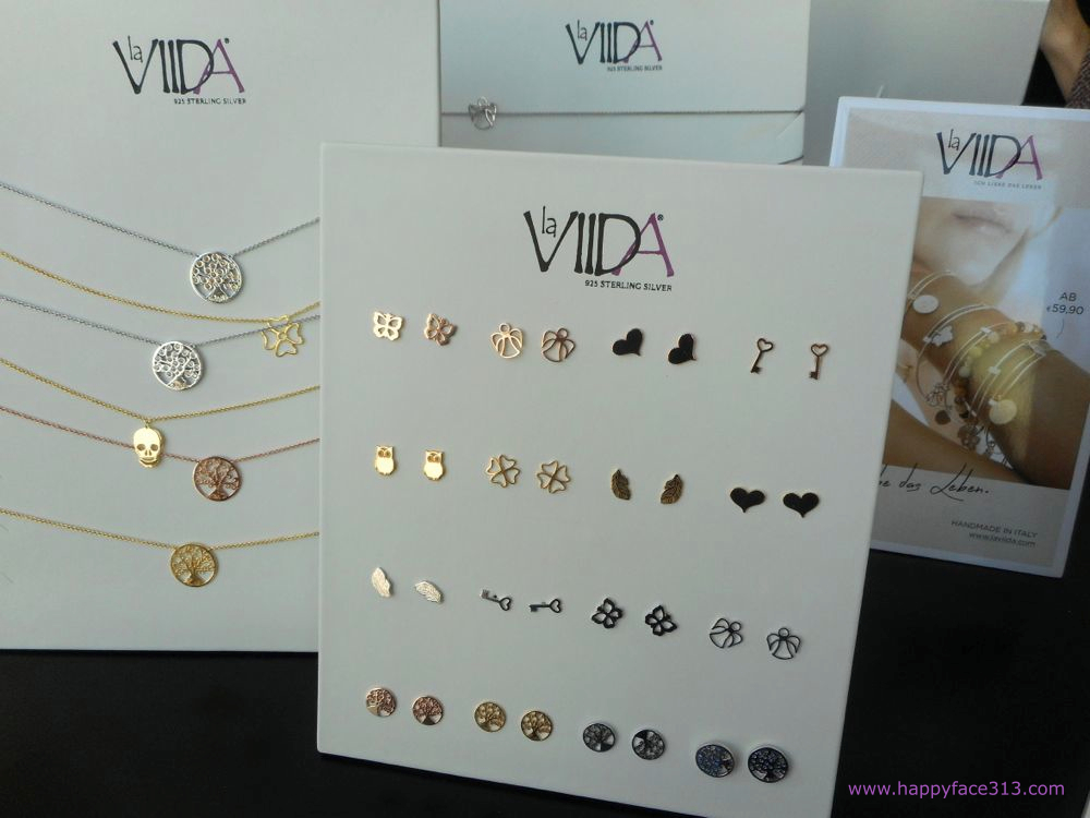 La Viida - necklaces and earrings