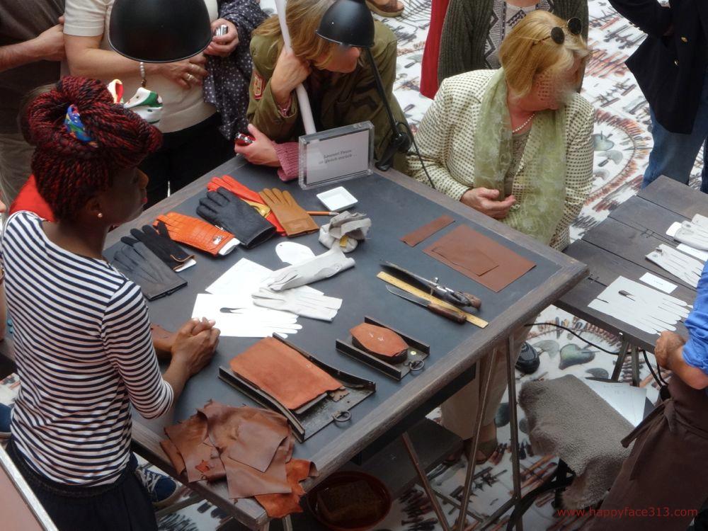 artisans at the Hermès Festival des Métiers