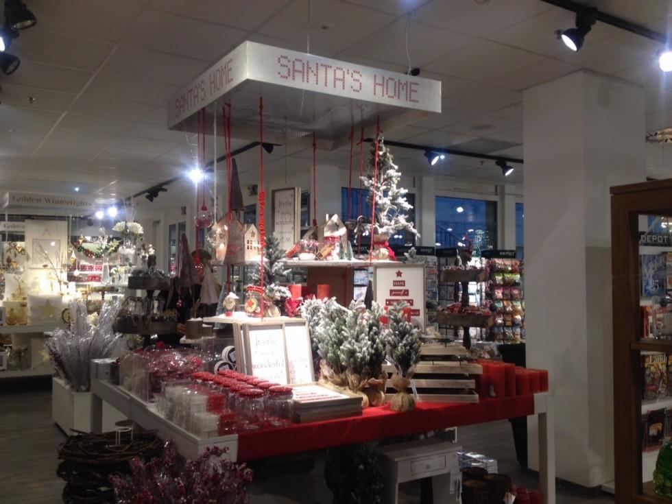 Depot Weihnachtsdeko.Weihnachtlich Dekorieren Mit Depot Happyface313