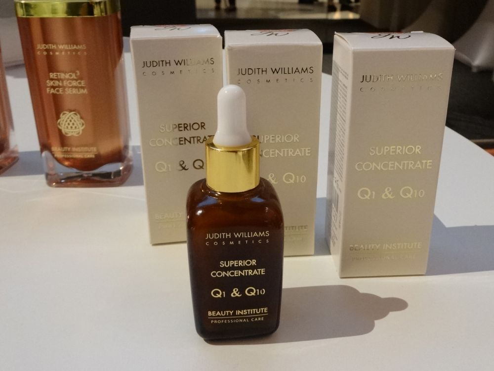 Judith Williams Beauty Institut Superior Concentrate Q1 + Q10