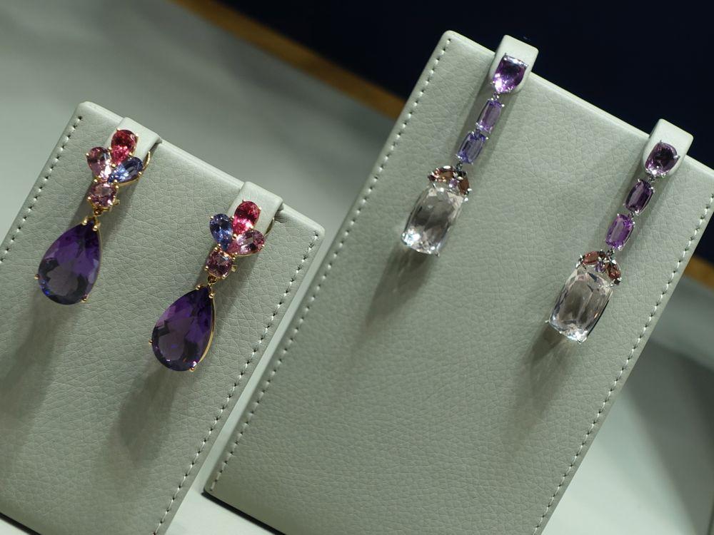 earrings by Schullin