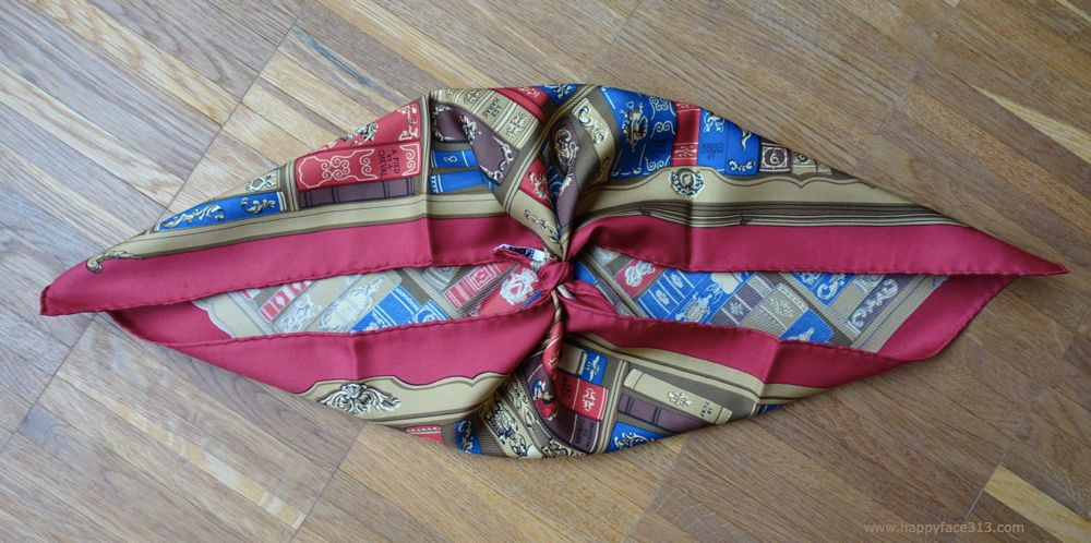 HappyFace313-Hermes-Bibliotheque-Pocket-Scarf-4