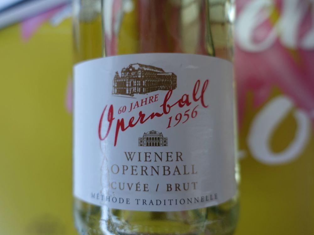 Schlumberger - 60 Jahre Opernball 1956 - Wiener Opernball Cuvée