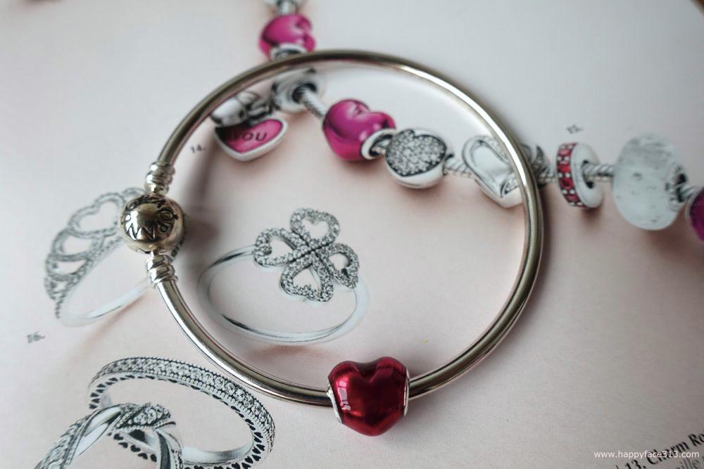 Pandora - In My Heart / Glücklich Verliebt - charm