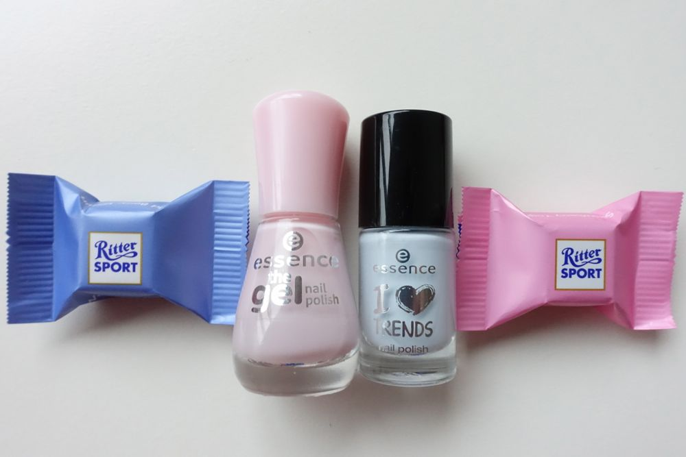 nail polishes / Nagellacke - Rose Quartz & Serenity ?