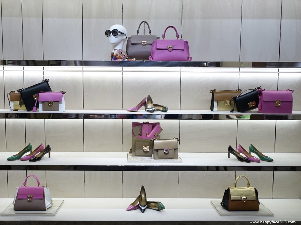Ferragamo shoes and bags Spring Summer 2016