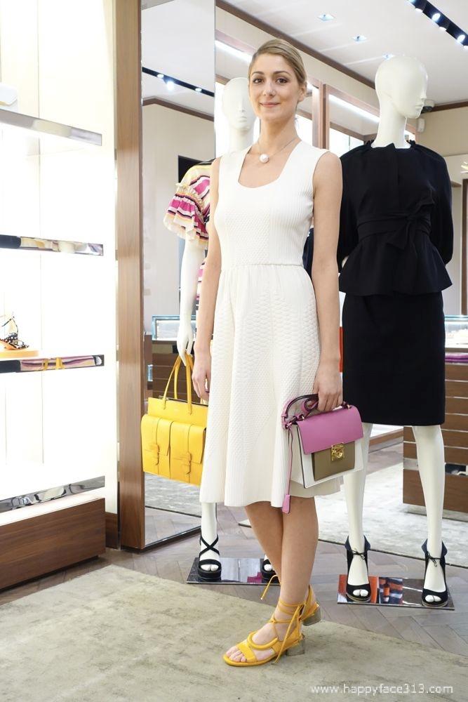 beautiful dress - Ferragamo SS 2016 collection