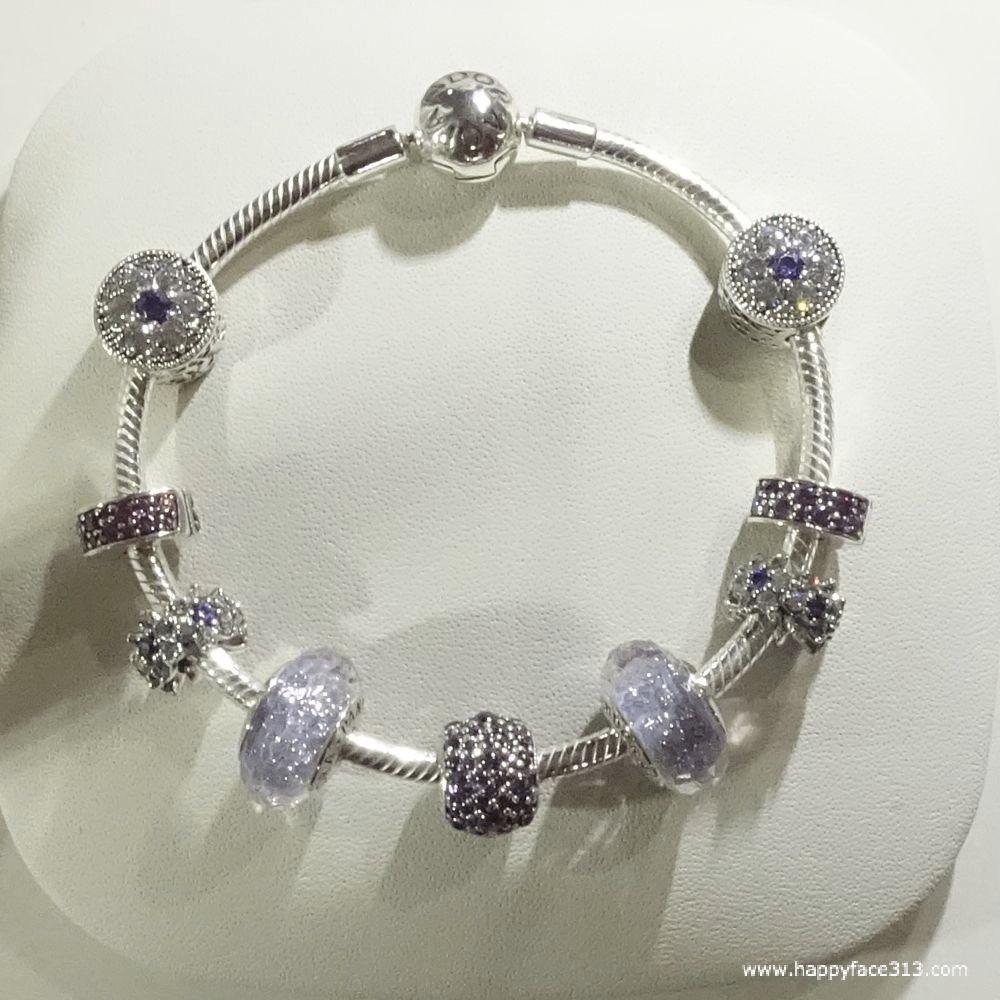 PANDORA new bracelet / neues Kugelverschluss Armband