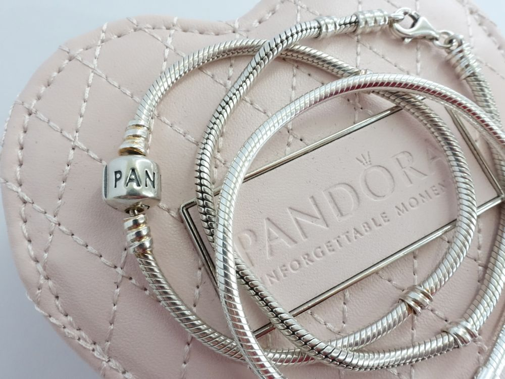 PANDORA - barrel clasp