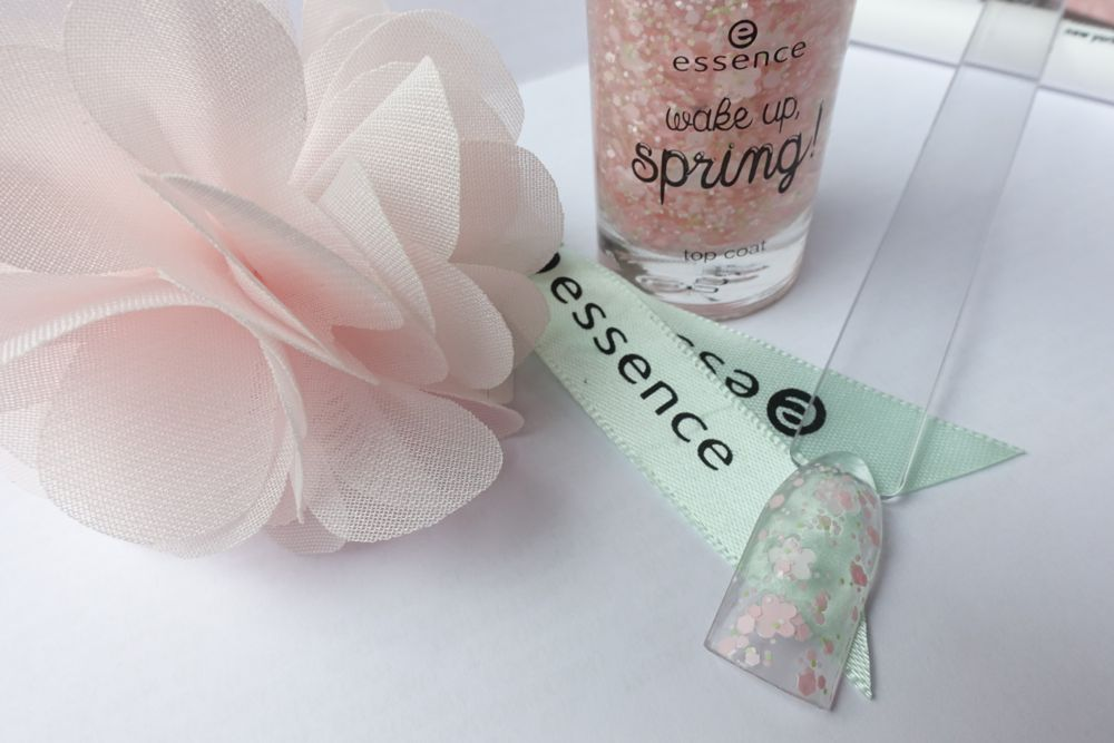 essence - wake up, spring! top coat 01 call it spring!