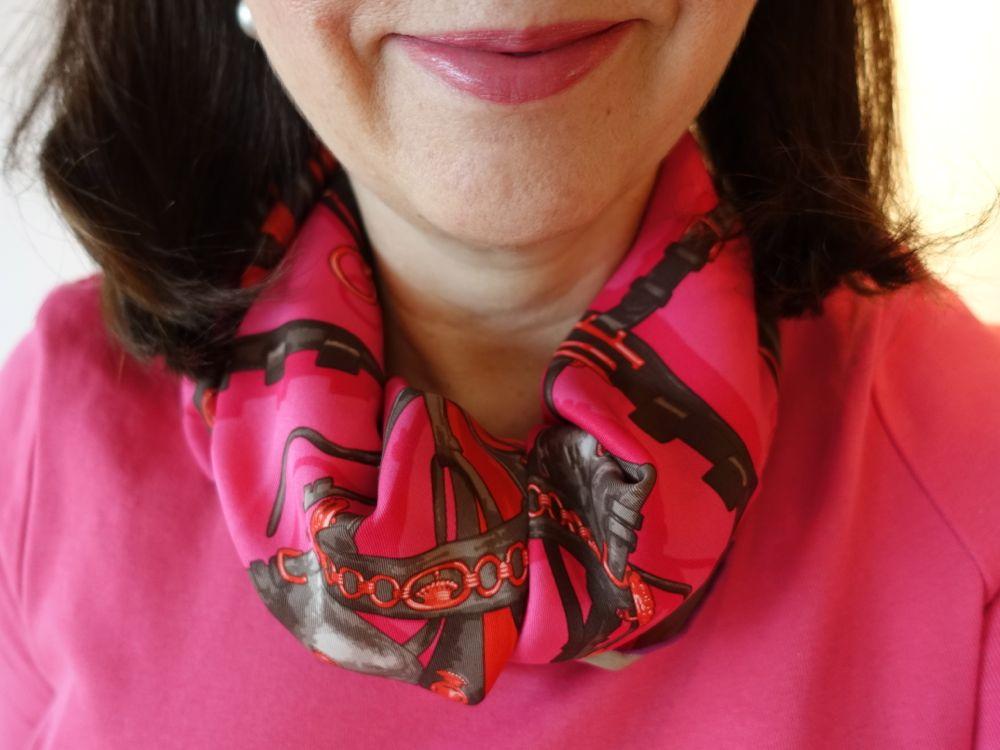 Hermès Brides et Harnais de Pologne - pink
