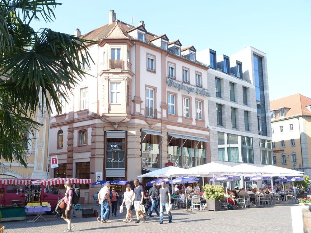 Café Michel, Marktplatz 11, D - 97070 Würzburg