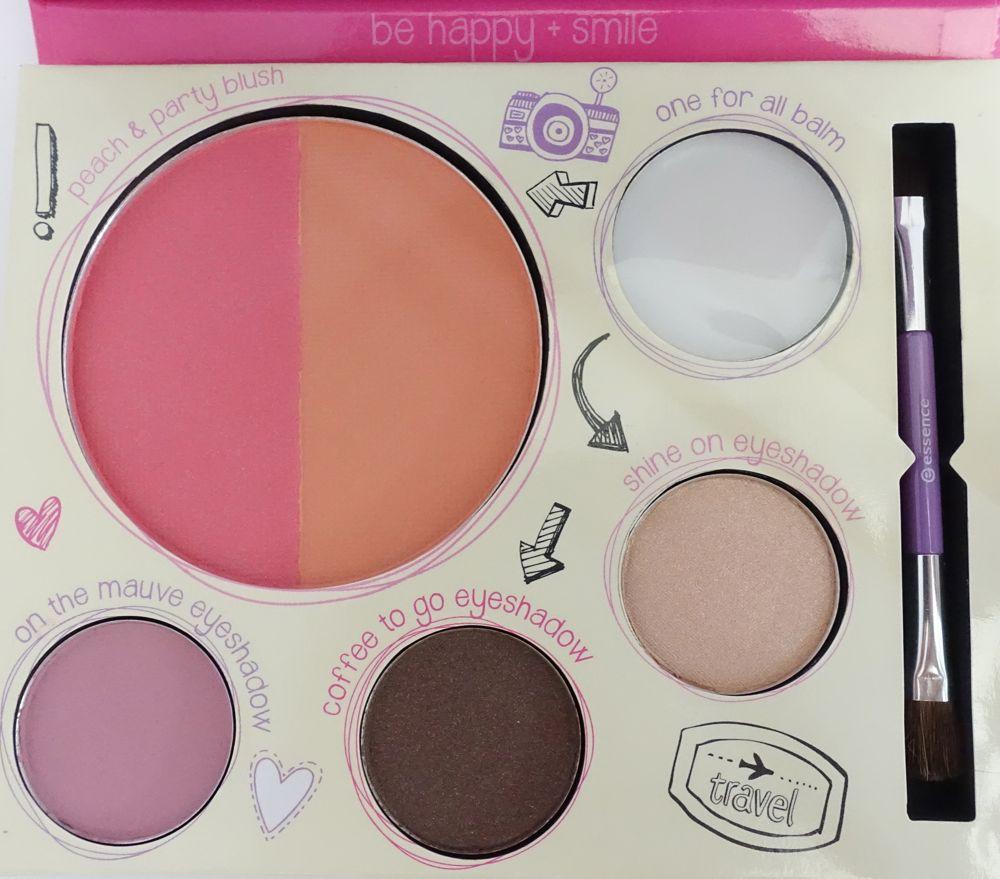 essence bloggers' beauty secrets one-for-all palette colors