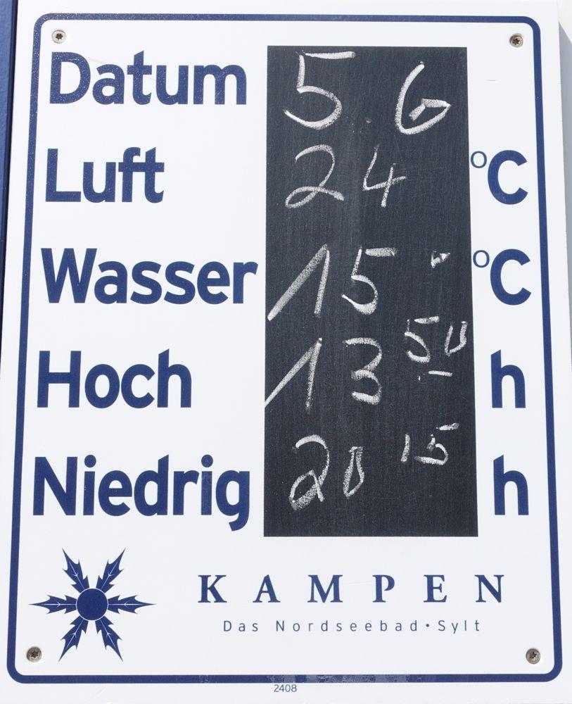 definitiv zu kalt zum Baden! / too cold for taking a swim!