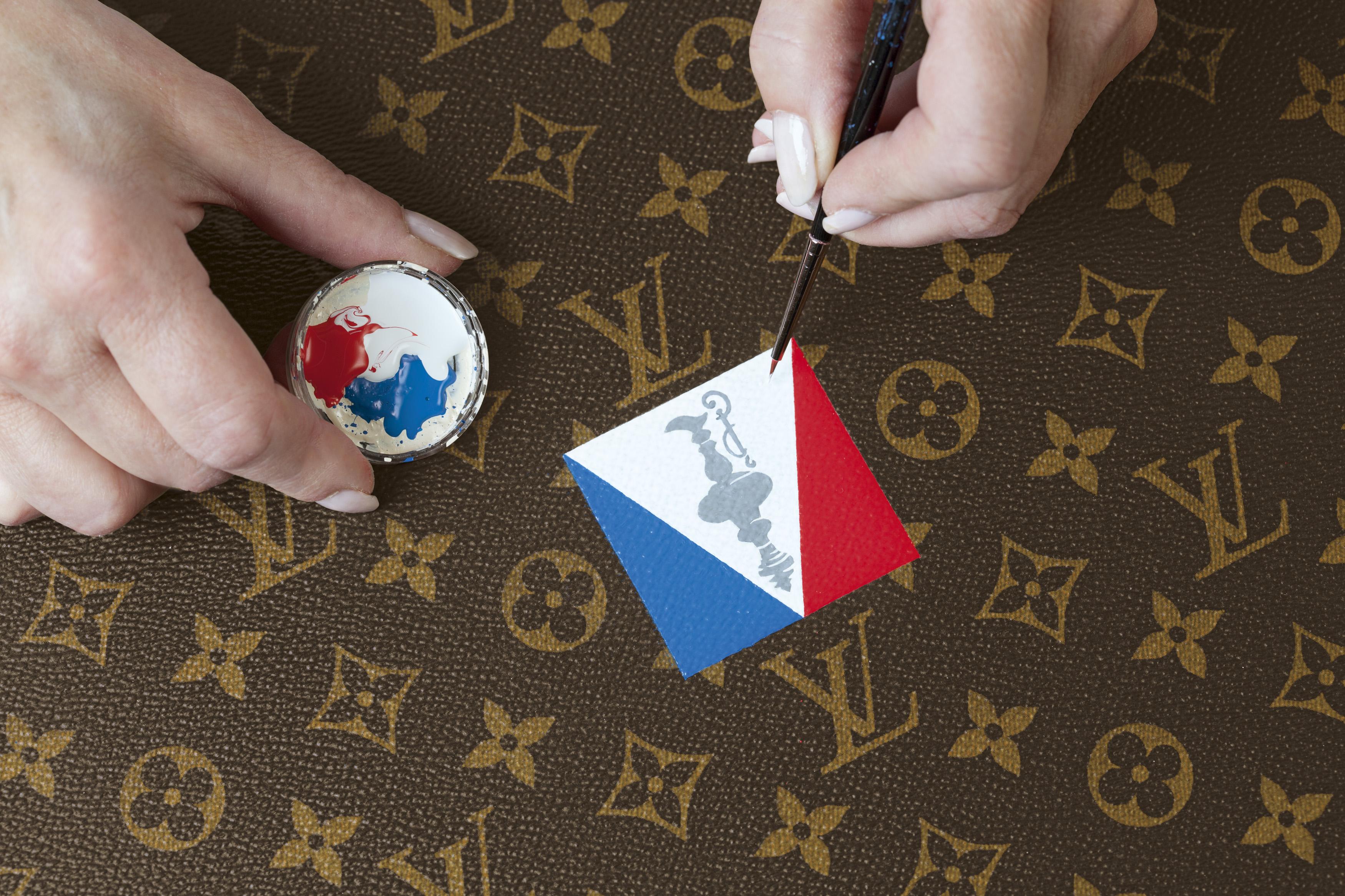 © Louis Vuitton, America's Cup Trunk