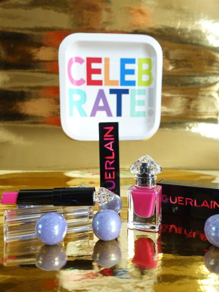 GUERLAIN Lippenstift und Nagellack La Petite Robe Noire