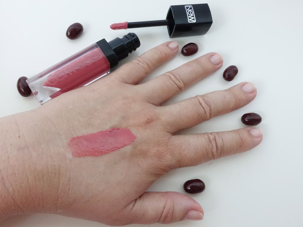 Swatch: CATRICE 040 Rose your Voice!