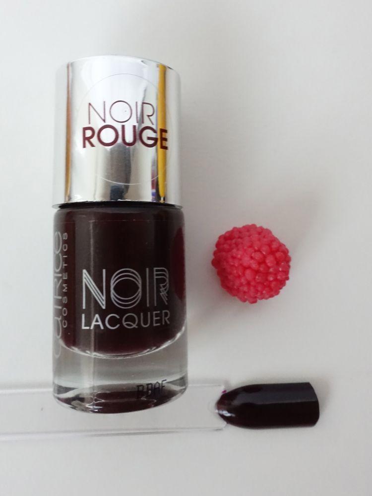 CATRICE Noir Lacquer - Noir Rouge
