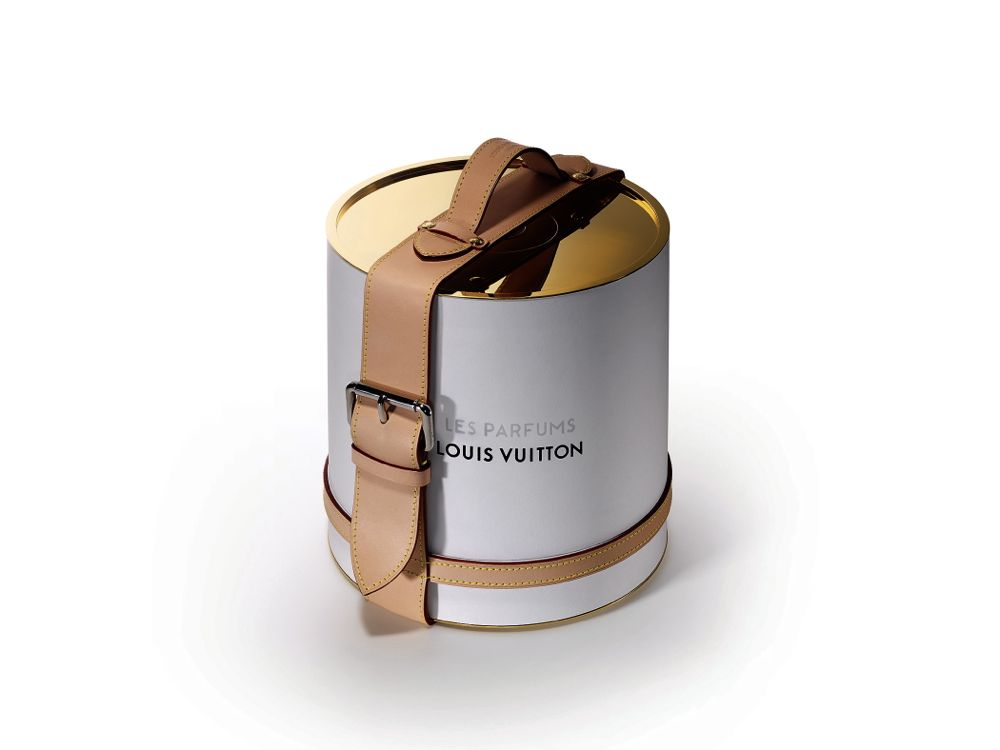 Coffret Cuir / © Louis Vuitton