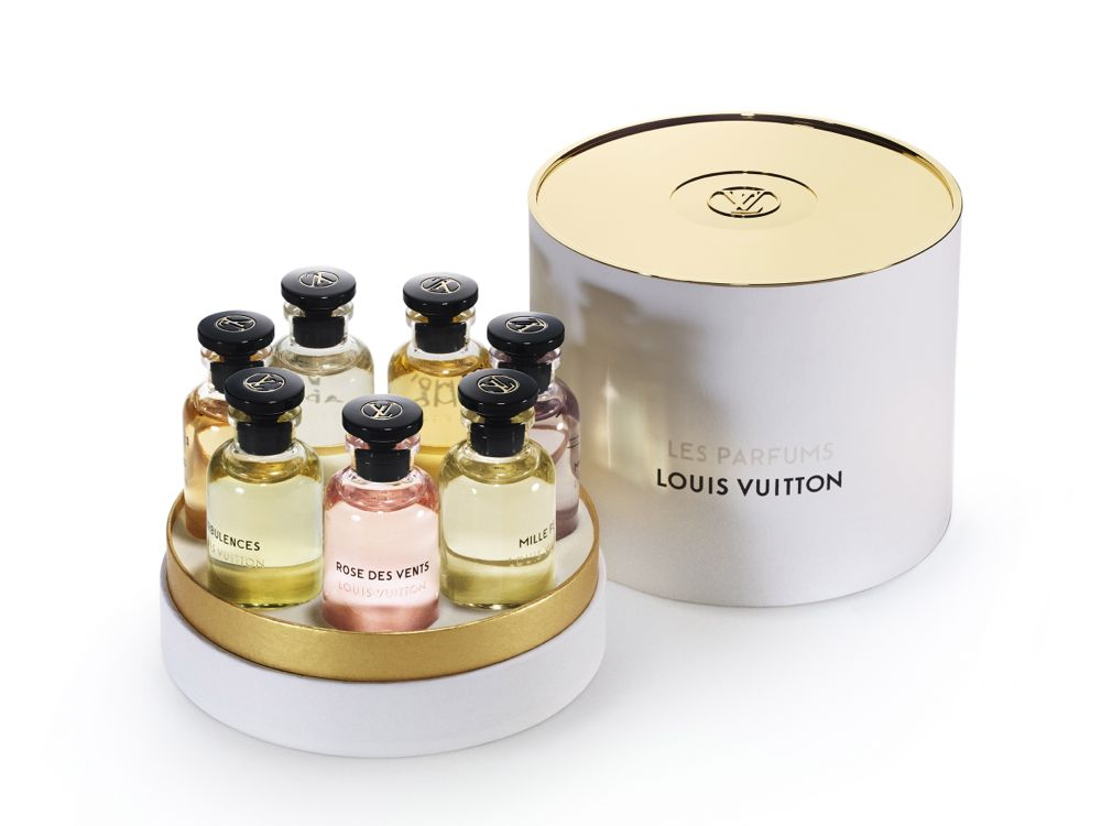 Les Parfumées Set - 7 x 10ml / © Louis Vuitton