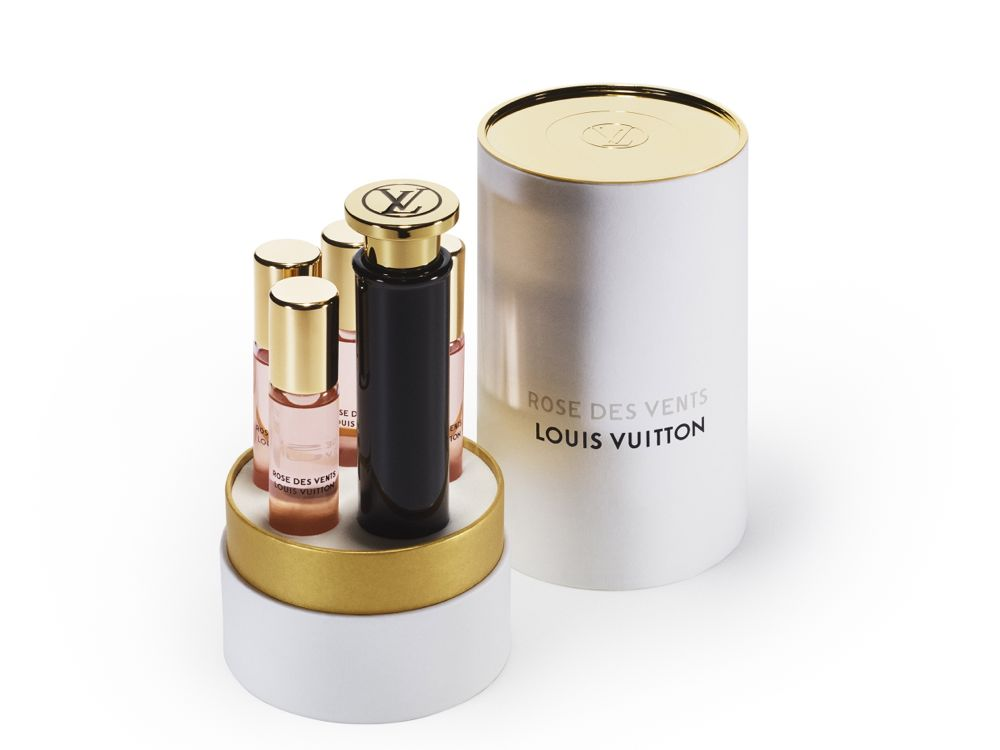 Travel Parfumes - © Louis Vuitton