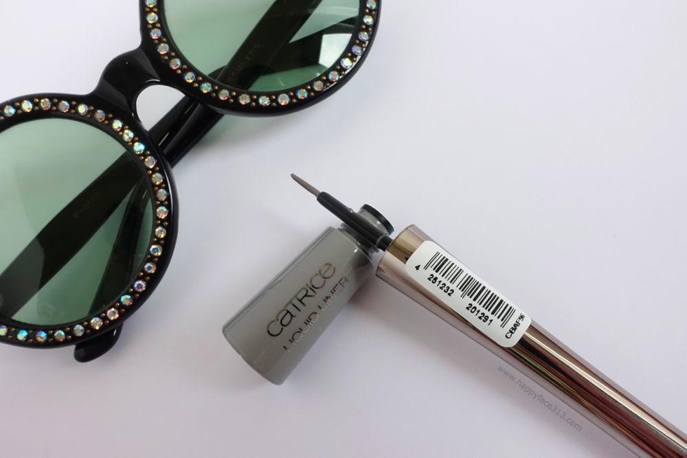 CARICE Liquid Eyeliner C01 GREYeliner