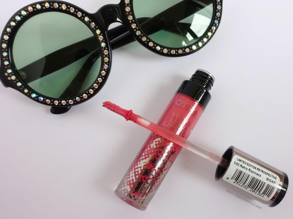 CATRICE Velvet Lipstick C02 Retro Rosiness