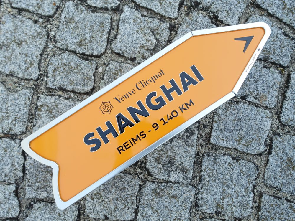 let's travel to Shanghai