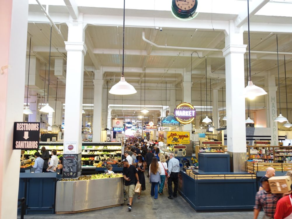 Los Angeles Grand Central Market
