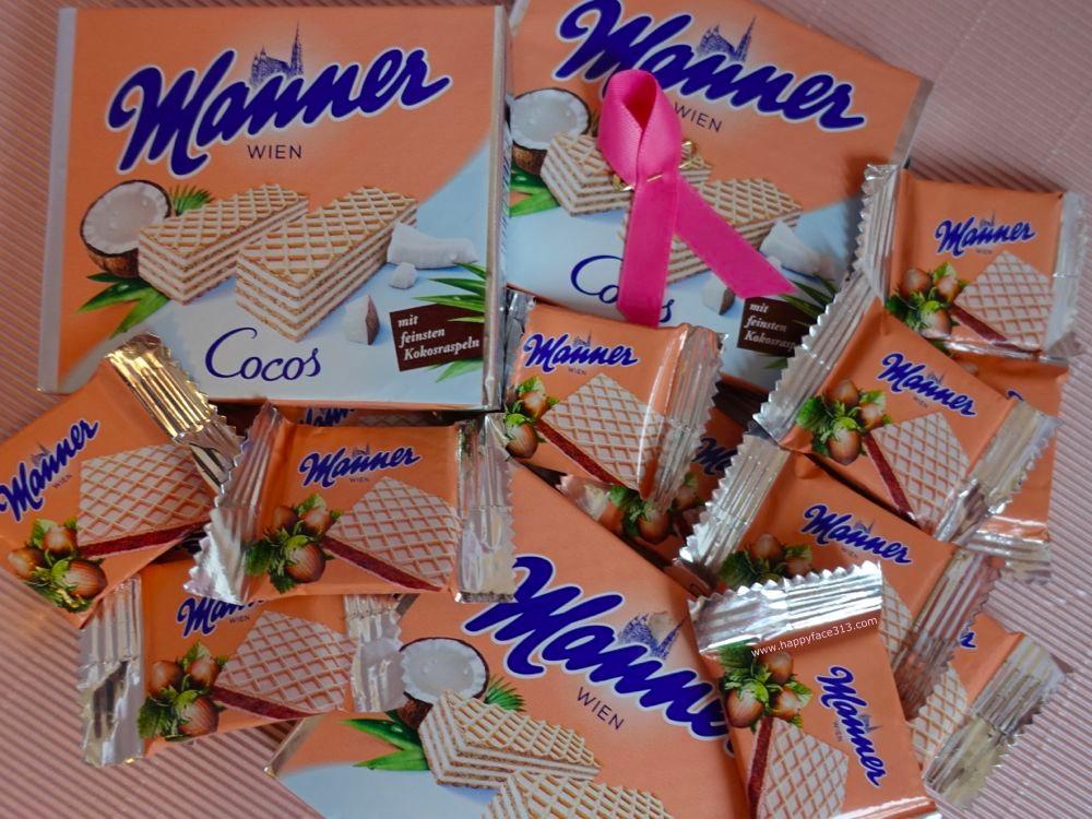 Nervennahrung aus Wien - PINK-farbene Männer Schnitten