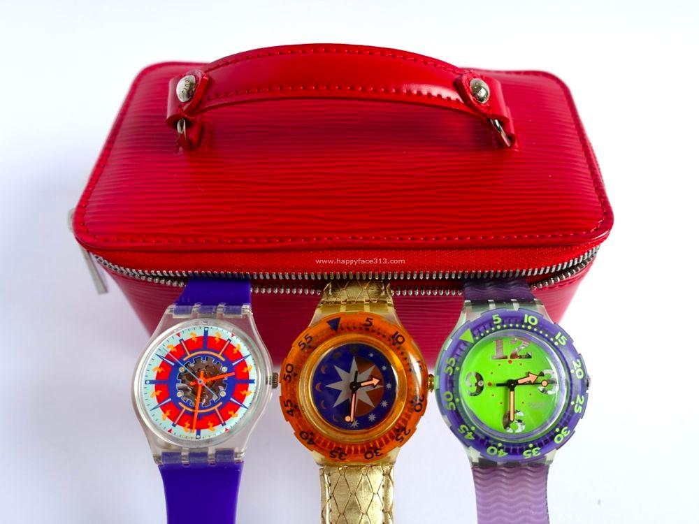 HappyFace313-klassische-Armbanduhren-Swatch