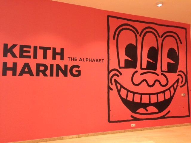 American Breakfast And Keith Haring At Albertina Happyface313