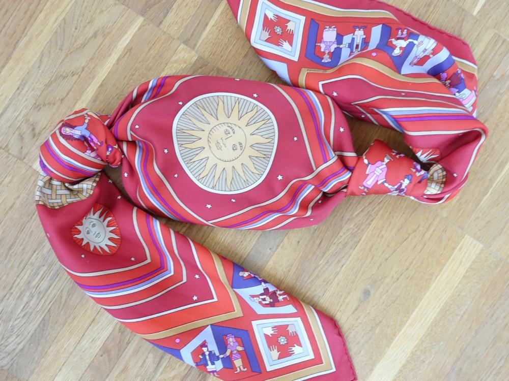 Hermès waist bag