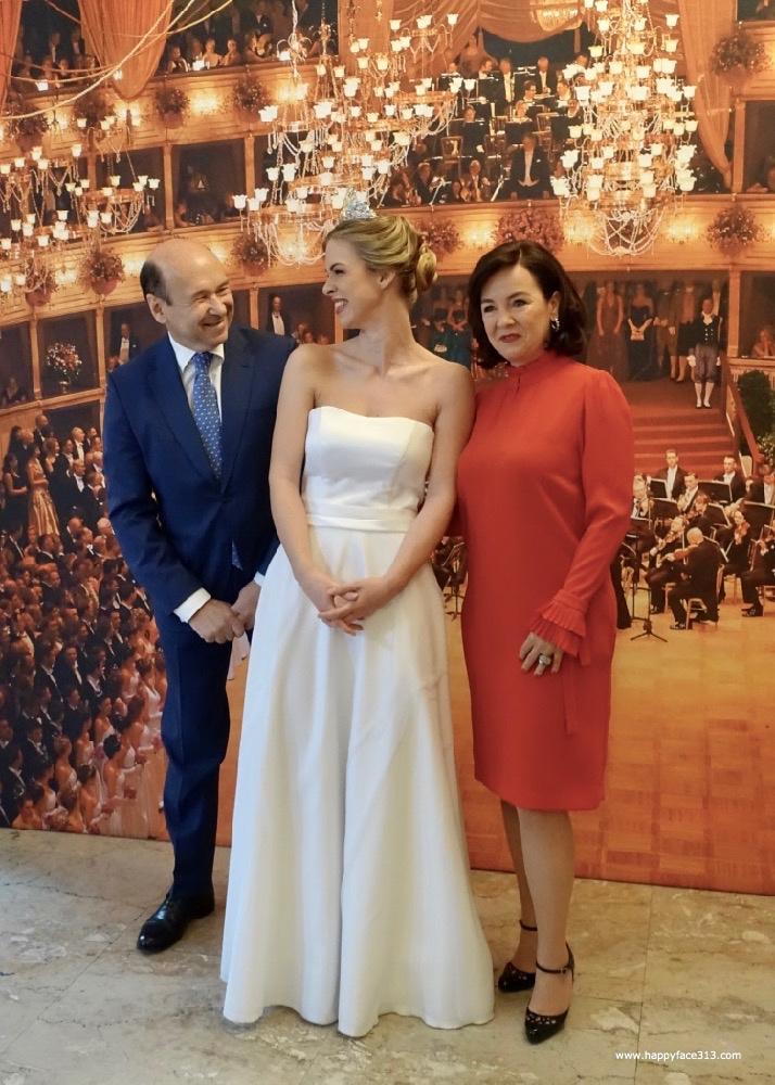 Donatella Versace Tiara Opernall
