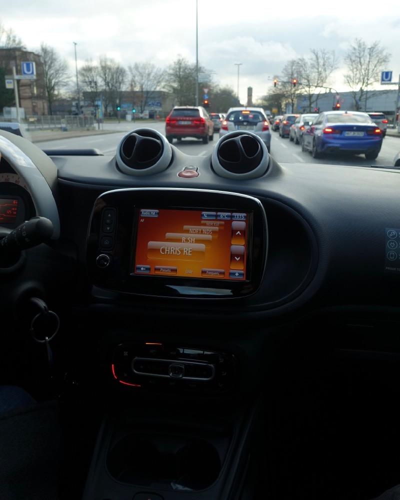 HappyFace313 smart Elektroauto