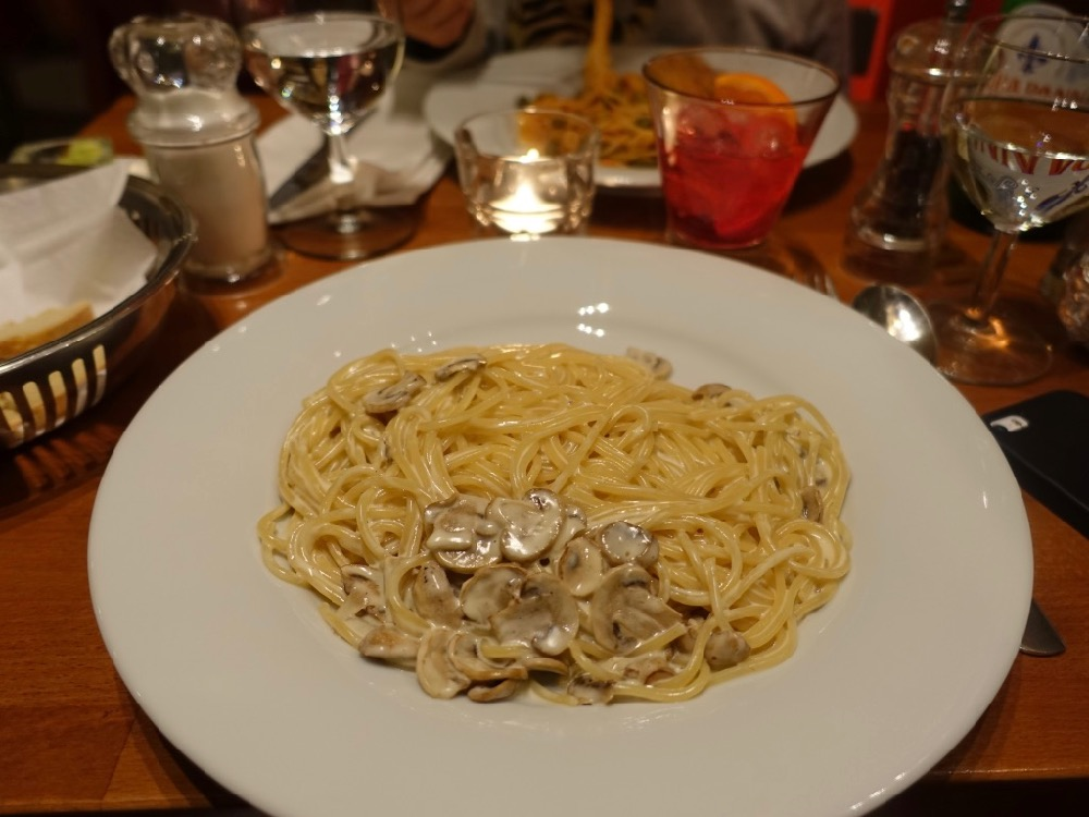 HappyFace313 Spaghetti Carbonara