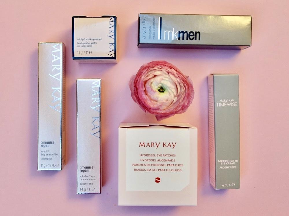 HappyFace313 Mary Kay Augenpflege