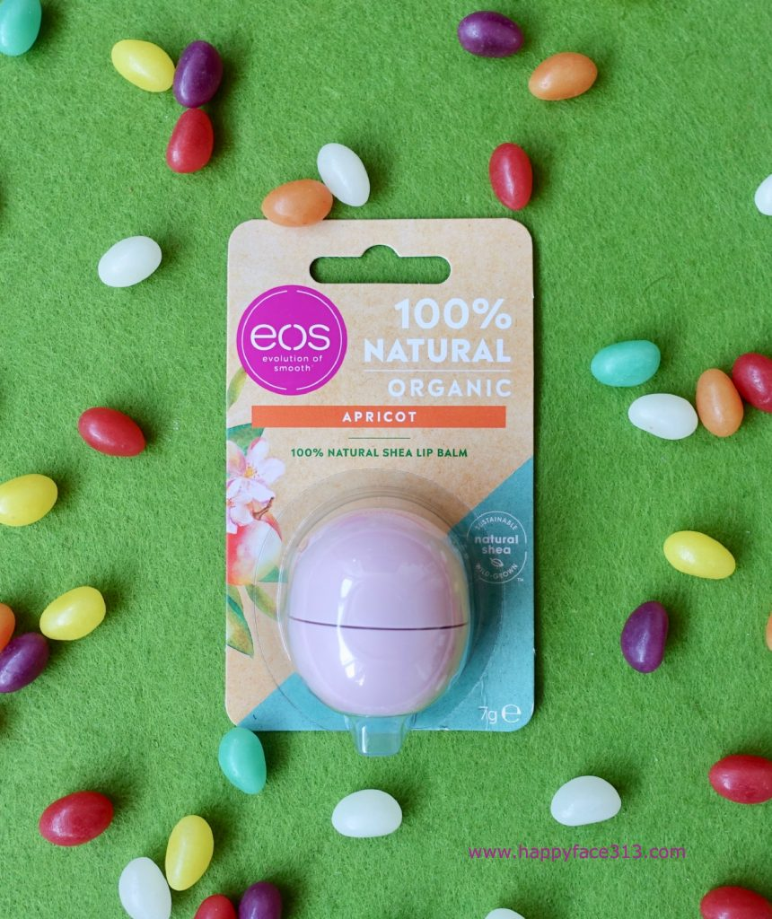HappyFace313 eos Lip Balm