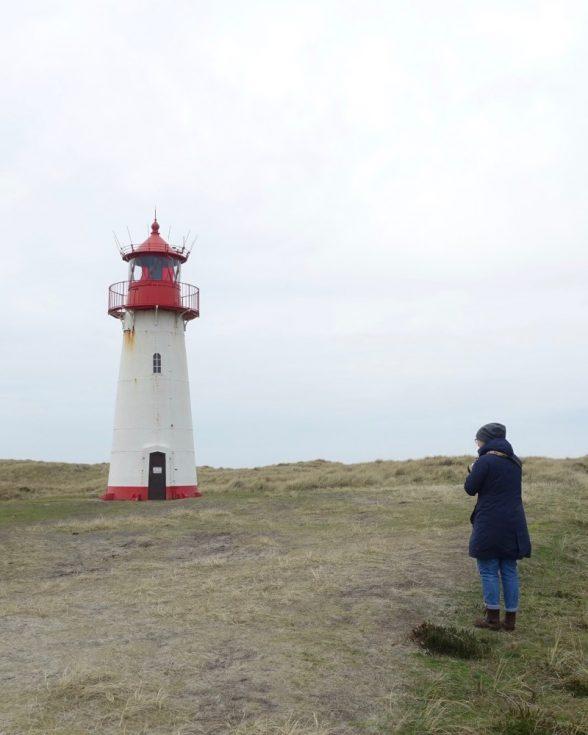 HappyFace313 Sylt Leuchtturm