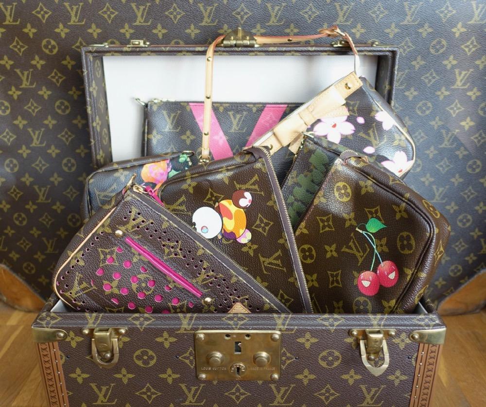 HappyFac313 Louis Vuitton Pochettes