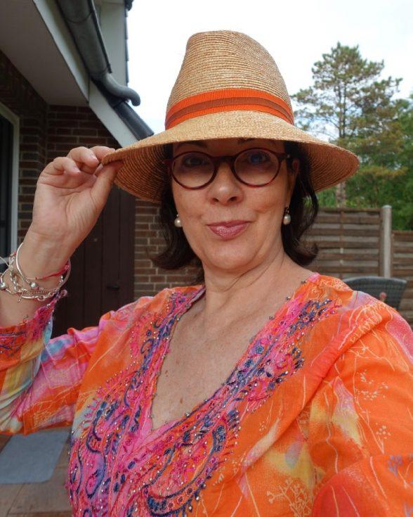 HappyFace313 kein Sommer ohne Hut