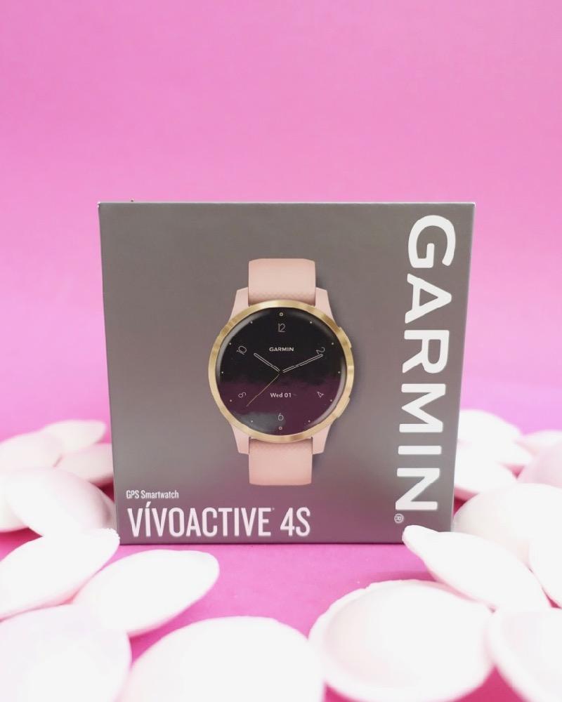 HappyFace313 Garmin Vivoactive 4S