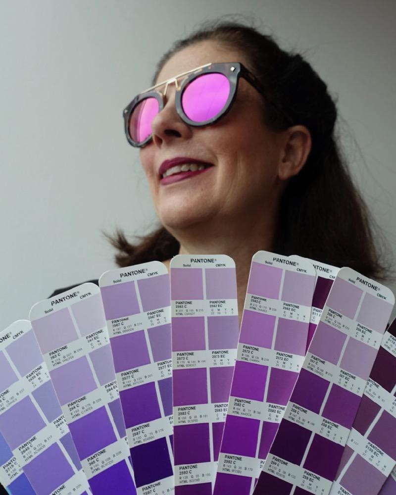 HappyFace313 violett
