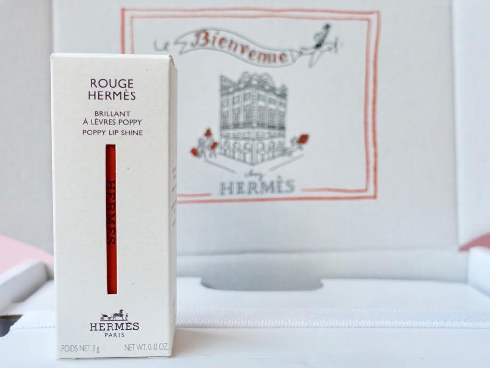 HappyFace313 - rouge hermes