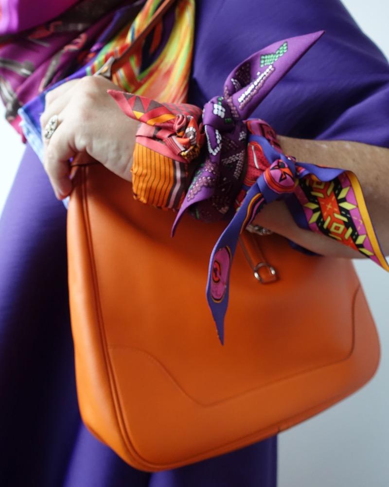 HappyFace313 color orange